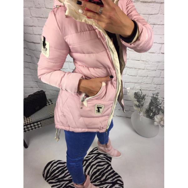 Pink bundička