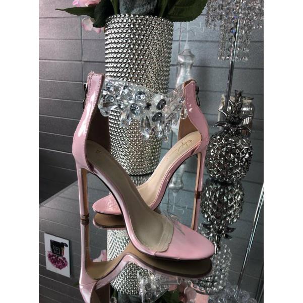 Sandálky Rose Pink
