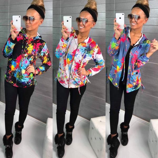 Oblíbené prskané mikiny 5 barev!!!